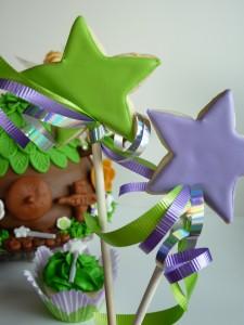 Tinkerbell wands