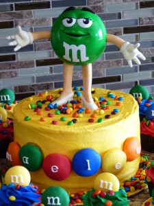 M&M's for Maelee