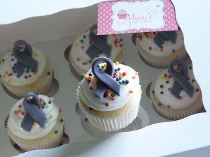 Cupcakes for Justin