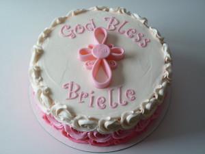 A Rosette for Brielle...