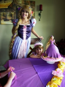 Emma and Rapunzel